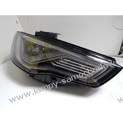 Audi A3 prawa Full Led 8V0941034 lampa przód