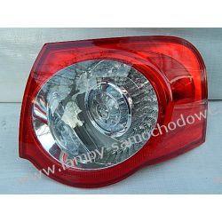 VW Passat B6 prawa lampa tył kombi Lampy przednie