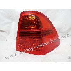 BMW 3 E90 PRAWA LAMPA TYŁ KOMBI Lampy przednie