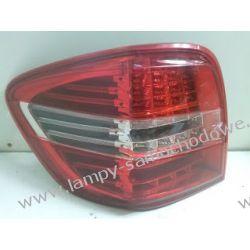 Mercedes ML LED Lift AMG lewa lampa tył