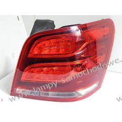 Mercedes GLK X204 lift prawa lampa tył LED