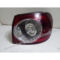 VW Golf Plus prawa lampa LED Lampy przednie