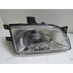 Hyundai S-Coupe prawa lampa przód 1990-93 Lampy tylne