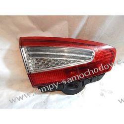 FORD MONDEO MK4 LEWA LAMPA W KLAPĘ LED