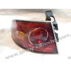 SEAT IBIZA III 6L LEWA LAMPA TYŁ Lampy przednie