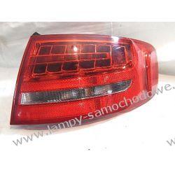 AUDI A4 8K9 LIFT 2012-> PRAWA LAMPA TYŁ LED