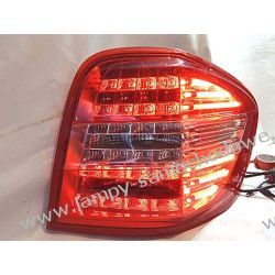 MERCEDES ML W164  PRAWA LAMPA TYŁ LIFT 2008-12