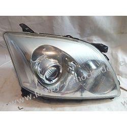 TOYOTA AVENSIS T25 LEWA LAMPA PRZÓD XENON Lampy przednie