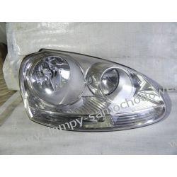 VW GOLF V PRAWA LAMPA PRZÓD Lampy przednie