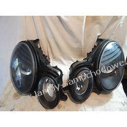 MERCEDES E-KLASA W211 BI-XENON NIESKR. KOMPLET LAMP