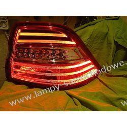 MERCEDES ML W166 PRAWA LAMPA TYŁ LED 100% SPRAWNE Lampy przednie