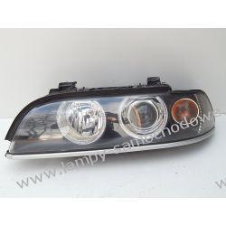 BMW 5 e39 LIFT XENON LEWA LAMPA PRZÓD