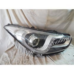 HYUNDAI I40 XENON SKRĘTNY PRAWA LAMPA PRZÓD  Lampy przednie