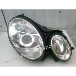 MERCEDES E-KLASA W211 BI-XENON PRAWA LAMPA PRZÓD
