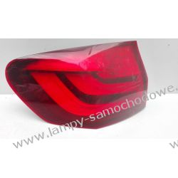 BMW F11 LEWA LAMPA TYŁ ORYGINAŁ Lampy tylne