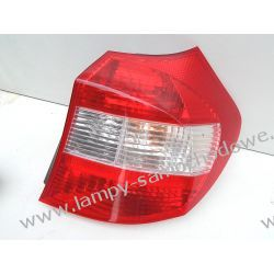 BMW 1 PRAWA LAMPA TYŁ