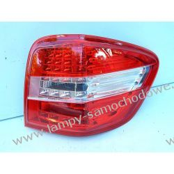 MERCEDES ML W164 LIFT PRAWA LAMPA TYŁ LED
