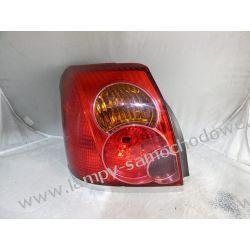 TOYOTA AVENSIS II T25 LEWA LAMPA LIFTBACK Lampy przednie
