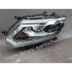 NISSAN X-TRAIL LEWA LAMPA PRZÓD FULL LED
