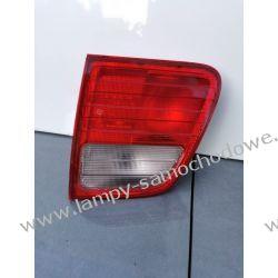 MERCEDES E-KLASA W210 PRAWA LAMPA W KLAPĘ  Motoryzacja