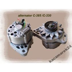 ALTERNATOR ALTERNATORY- CIĄGNIK C330,385,MF