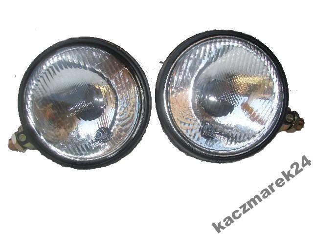 Lampa Metalowa Przednia 330 360 T25 Reflektor Na Bazarekpl