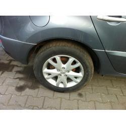 "Renault Koleos felgi koła 17"" oryginalne"