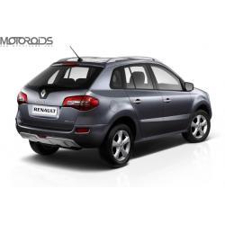 Renault Koleos 2.0 dci sanki kołyska tawers przod