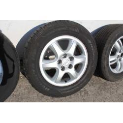 Hyundai Tucson Felga z oponą 235/60/16 HANKOOK