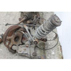 Wahacz górny dolny Lewy Przód Kia Sorento 3.5 V6