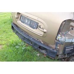 Belka pod tylny zderzak tył Hyundai Santa Fe
