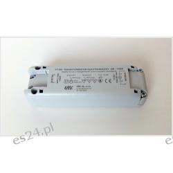Transformator elektroniczny YT105 105W.  EMC prod.polski