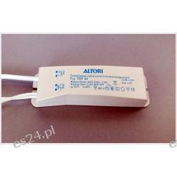 Transformator elektroniczny  THP60 60W do żarówek halogenowych  ALTORI