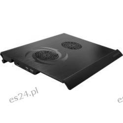 Podstawka REVOLTEC Notebook cooler RNC-2100 czarny