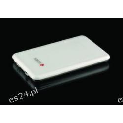 """ADAX Dysk 2,5"""" 500GB USB 2.0 Biały 25U250K255"""