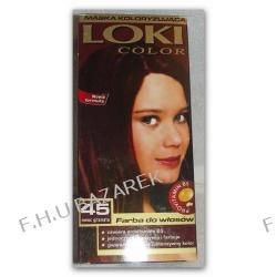 Maska - farba do włosów Nr. 45 OWOC GRANATU