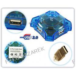 HUB rozdzielacz USB 2,0