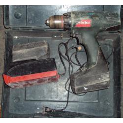Akumulatorowa wiertarko-wkrętarka Metabo BSZ 14.4V