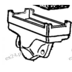 Podstawa filtra powietrza pilarki Oleo-Mac 938 / 941 ORYG.