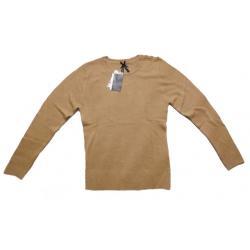 Sweter ATMOSPHERE Beżowy/Brąz, rozmiar 40