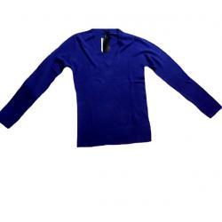 Sweter ATMOSPHERE Niebieski V, rozmiar 40 L