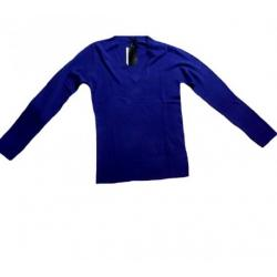 Sweter ATMOSPHERE Niebieski V, rozmiar 42