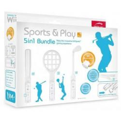 SPEED-LINK Sports&Play Kit Plus for Wii Biały...