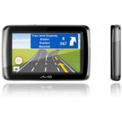 """ZESTAW GPS MIO SPIRIT 487 FEU/4,3""""/TMC/BT..."""