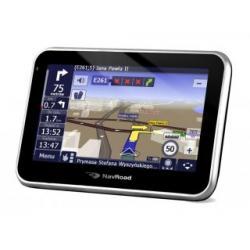 Zestaw GPS NavRoad NR470 + AutoMapa Polska + 2GB...
