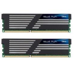GEIL DDR3 4GB (2x2GB) 1333MHz VALUE PLUS 9-9-9...