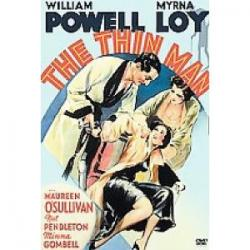 Od Wtorku Do Czwartku / The Thin Man (1934) [DVD]