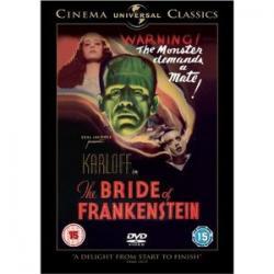 Narzeczona Frankensteina  (1935) [DVD]