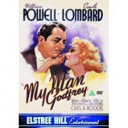 Mój Pan Maz /  My Man Godfrey [DVD]
