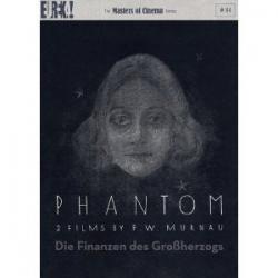 Fantom / Phantom (1922) [DVD]